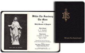 Within the Sanctuary Prayer Book