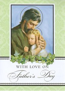 Father's Day Masses and Cards
